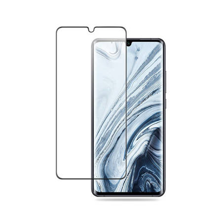Crong 3D Armour Glass 9H Full Screen Tempered Glass Xiaomi Mi Note 10 / Mi Note 10 Pro + installation frame