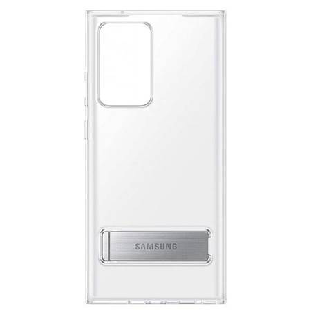 Etui Samsung EF-JN985CT Note 20 Ultra N985 Transparent Clear Standing Cover