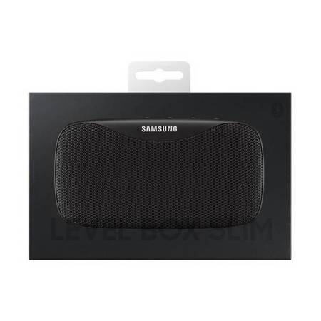 Głośnik bluetooth Samsung EO-SG930CB Level Box Slim czarny/black