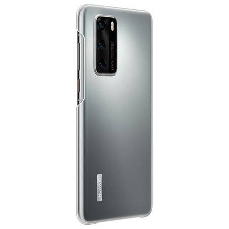 Huawei Clear Case P40 Pro transparent 51993731