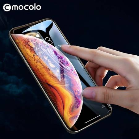 Mocolo 3D 9H Full Glue - Full screen protector for iPhone 11 / XR (Black)