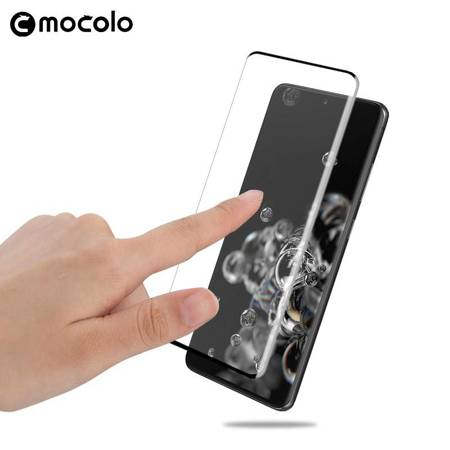 Mocolo 3D Glass Full Glue - Protective Glass Samsung Galaxy S20 Ultra