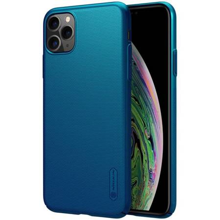 Nillkin Super Frosted Shield - Case Apple iPhone 11 Pro (Peacock Blue)