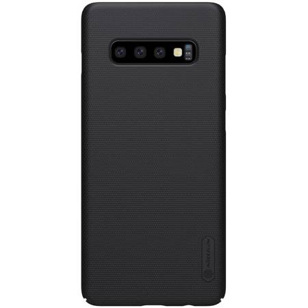 Nillkin Super Frosted Shield - Case Samsung Galaxy S10 (Black)