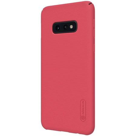 Nillkin Super Frosted Shield - Case Samsung Galaxy S10e (Bright Red)