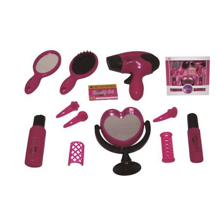 PLAYME - Beauty set with a dryer and brush