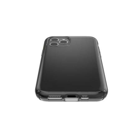 Speck Presidio Perfect-Clear - Case iPhone 11 Pro with MICROBAN (Obsidian)