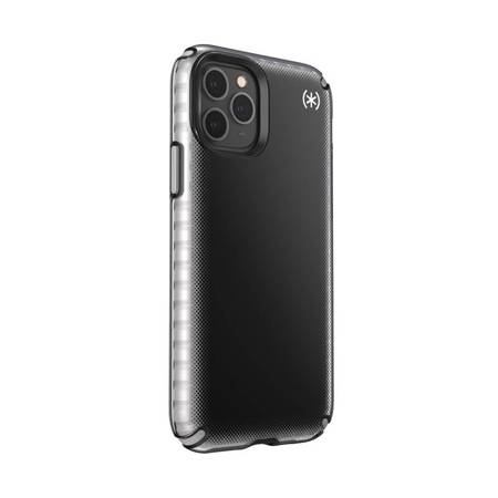 Speck Presidio2 Armor Cloud - Case iPhone 11 Pro with MICROBAN (Black Fade/Black/Cathedral Grey)