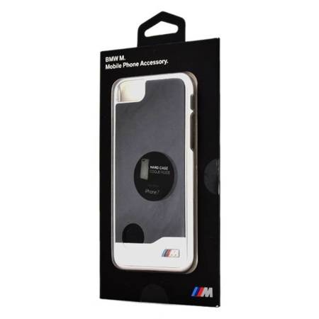 Etui hardcase BMW BMHCP7MDBK iPhone 7 czarny/black