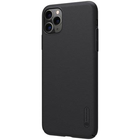 Nillkin Super Frosted Shield - Etui Apple iPhone 11 Pro Max (Black)