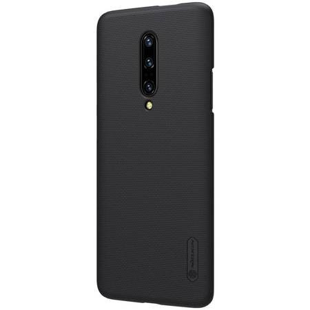 Nillkin Super Frosted Shield - Etui OnePlus 7 Pro (Black)