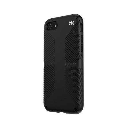 Speck Presidio2 Grip - Etui iPhone SE 2020 / 8 / 7 / 6s z powłoką MICROBAN (Black)